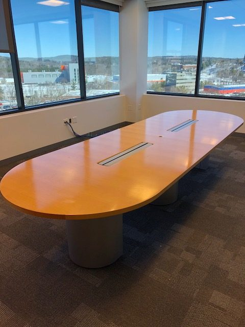 Re Stream Conference table