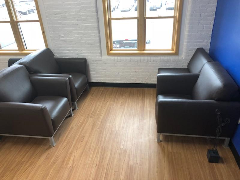 Waiting Area Seating