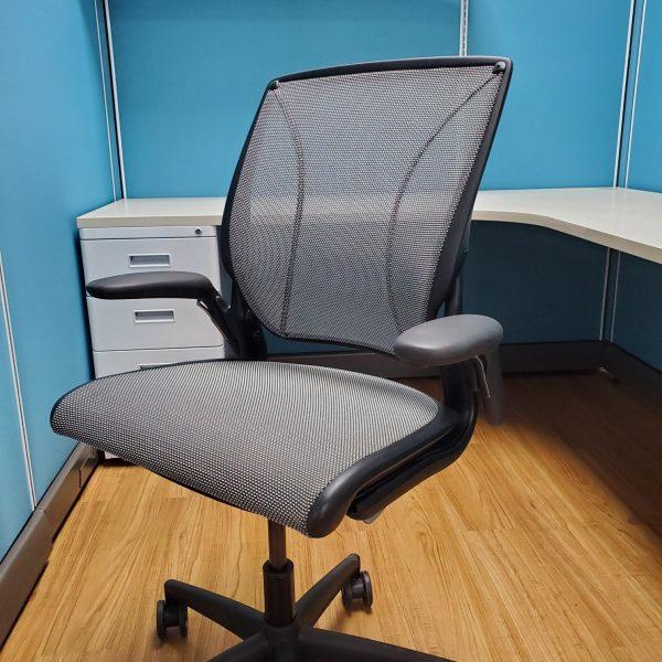 Diffrient Mesh Chair